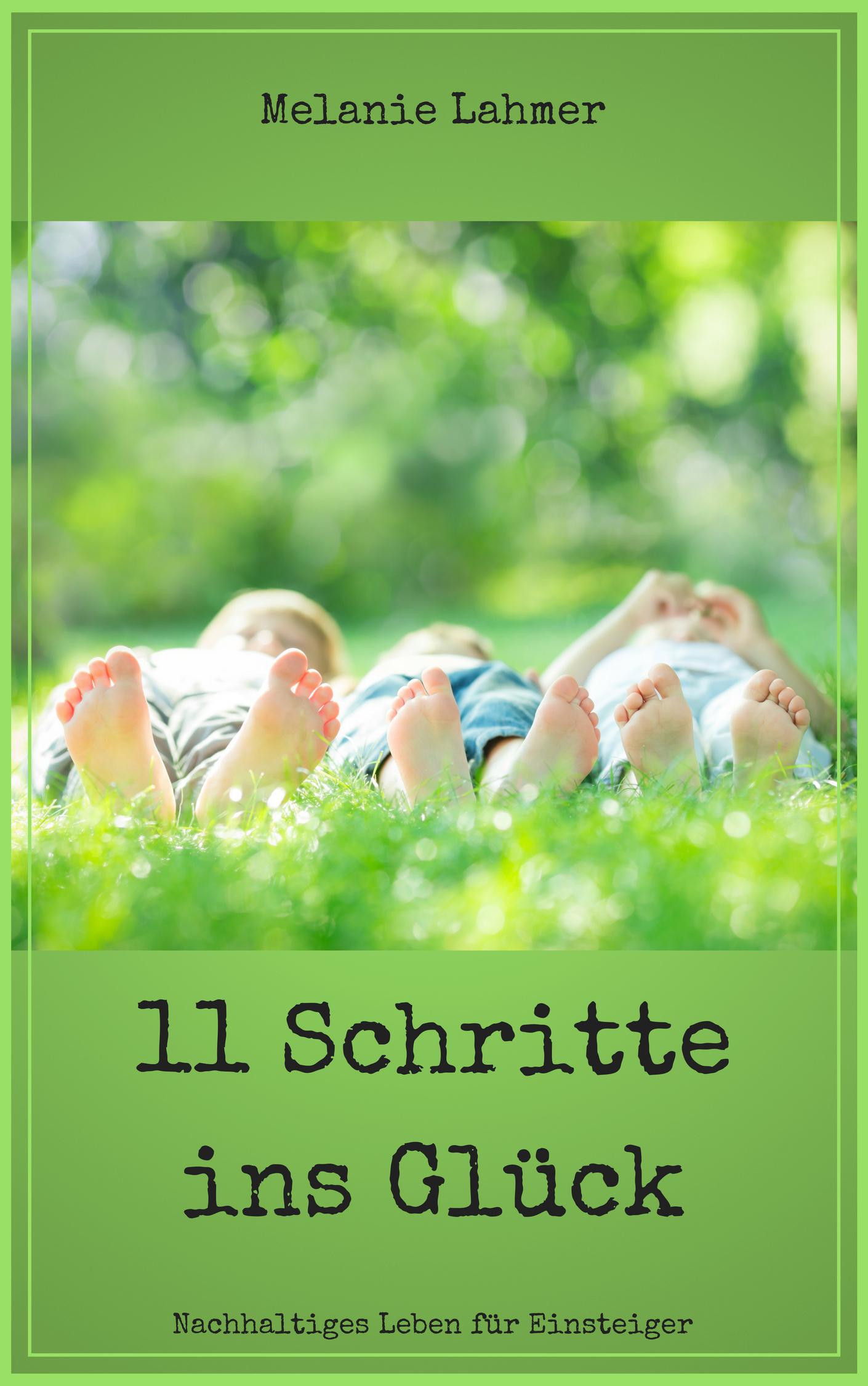 Ratgeber: 11 Schritte ins Glück SIEGERLAND KRIMIS