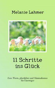 Buchcover 11 Schritte ins Glück