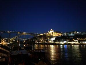 @Porto bei Nacht