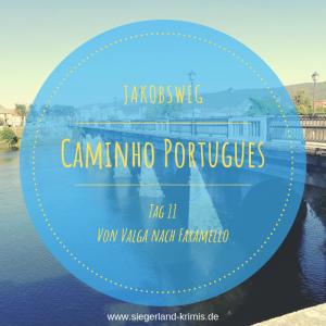 Caminho Portugues Tag 11 - Startbild