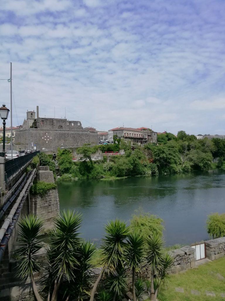 Caminho Portugues - Blick auf Barcelos