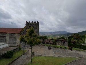 Caminho Portugues Tag 4 - Kirche hinter Barcelos