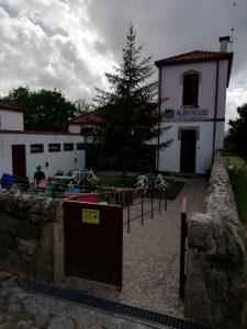 Caminho Portugues Tag 5 - Die öffentliche Herberge in Rubiaes
