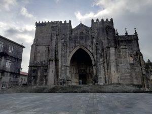 Caminho Portugues Tag 7 - Kathedrale von Tui